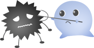 ウイルスと闘う免疫
